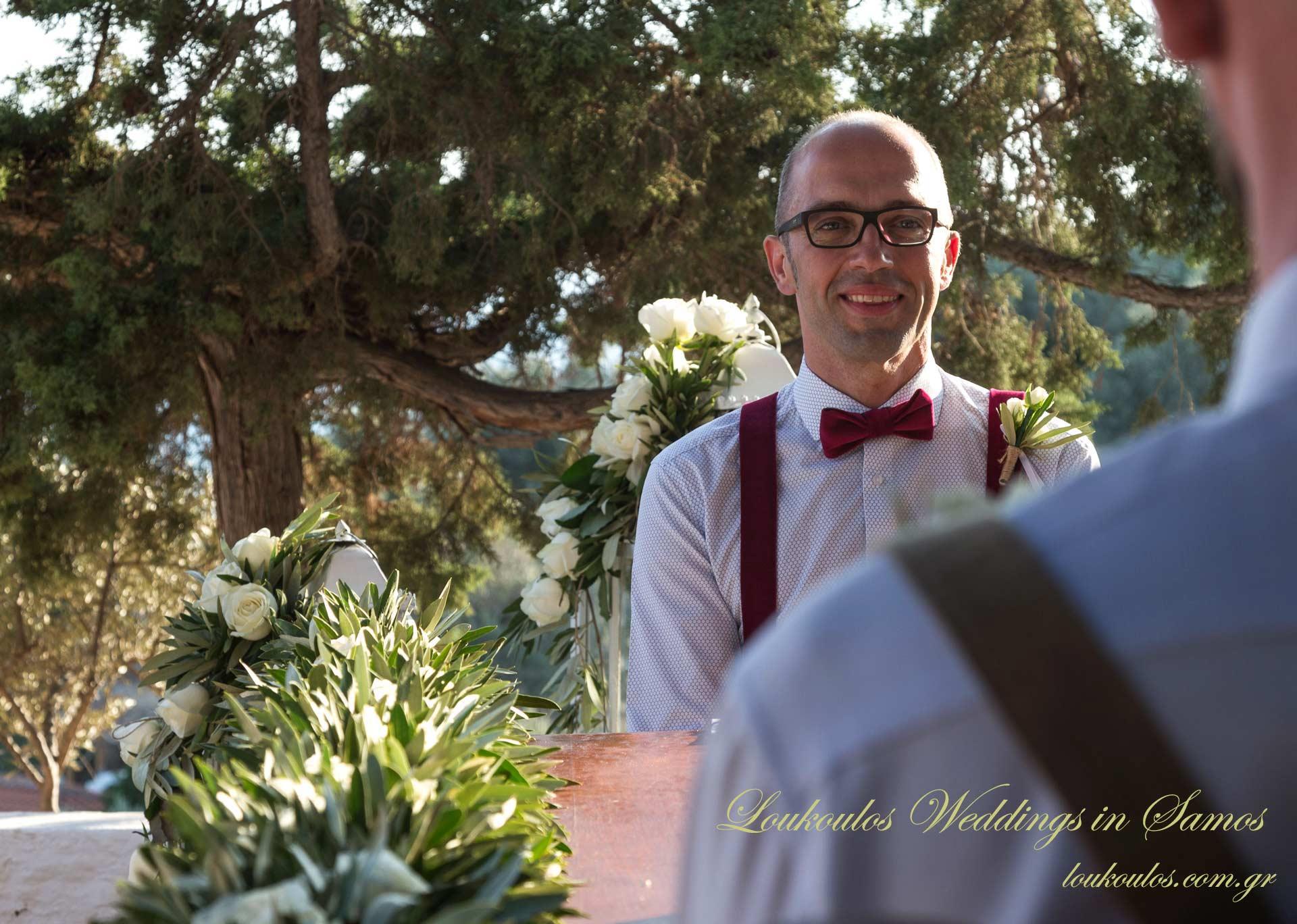 Heiraten auf Samos
